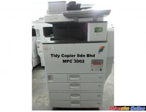 PHOTOCOPY MACHINE MPC 3002