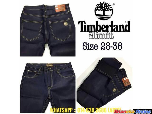 Seluar Jeans Timberland