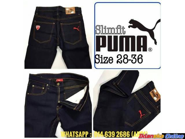Seluar Jeans PUMA