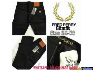 Seluar Jeans Fred Perry