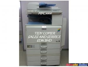 PHOTOCOPY MACHINE MPC 3000