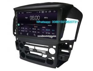 Lexus RX RX300 Car audio radio android GPS navigation camera