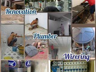Renovation & Plumbing wangsa Maju 0129443180