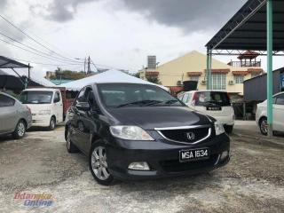 2008 HONDA CITY VTEC LOW MILEAGE