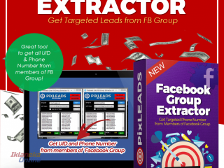Facebook Group Extractor - Facebook Leads Extractor Software