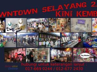 Tapak Niaga Downtown / Foodcourt Selayang
