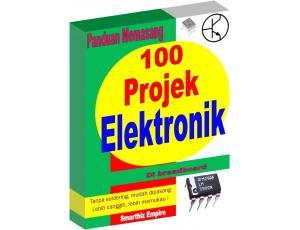 Ebook Panduan Memasang 100 Projek Elektronik Di Breadboard