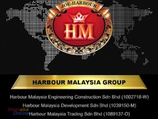 Jana pendapatan bersama Harbour Malaysia Group HMG2U