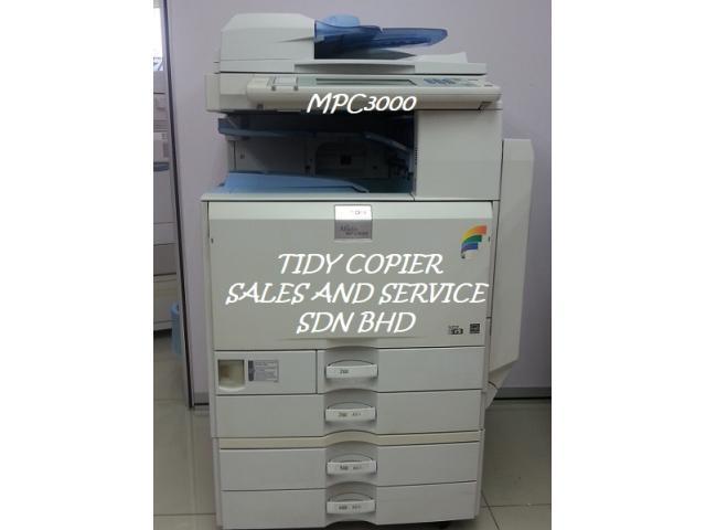 MESIN FOTOSTAT MPC 3000